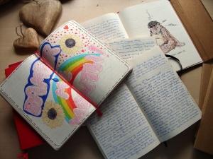 Diary Pile 2