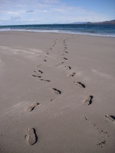Footprints Ardnave 1