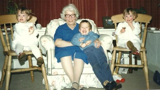 Grandmas 80th
