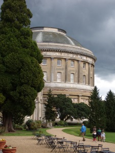 Ickworth weather
