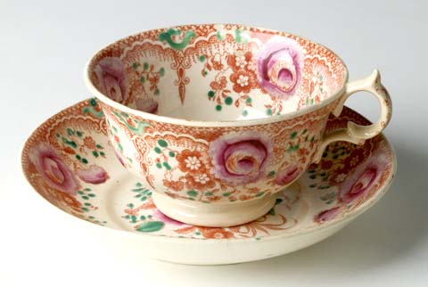 Captain Cook's teacup