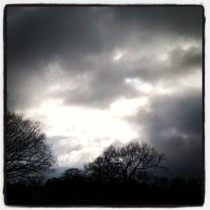 InstagramCapture  snowy sky