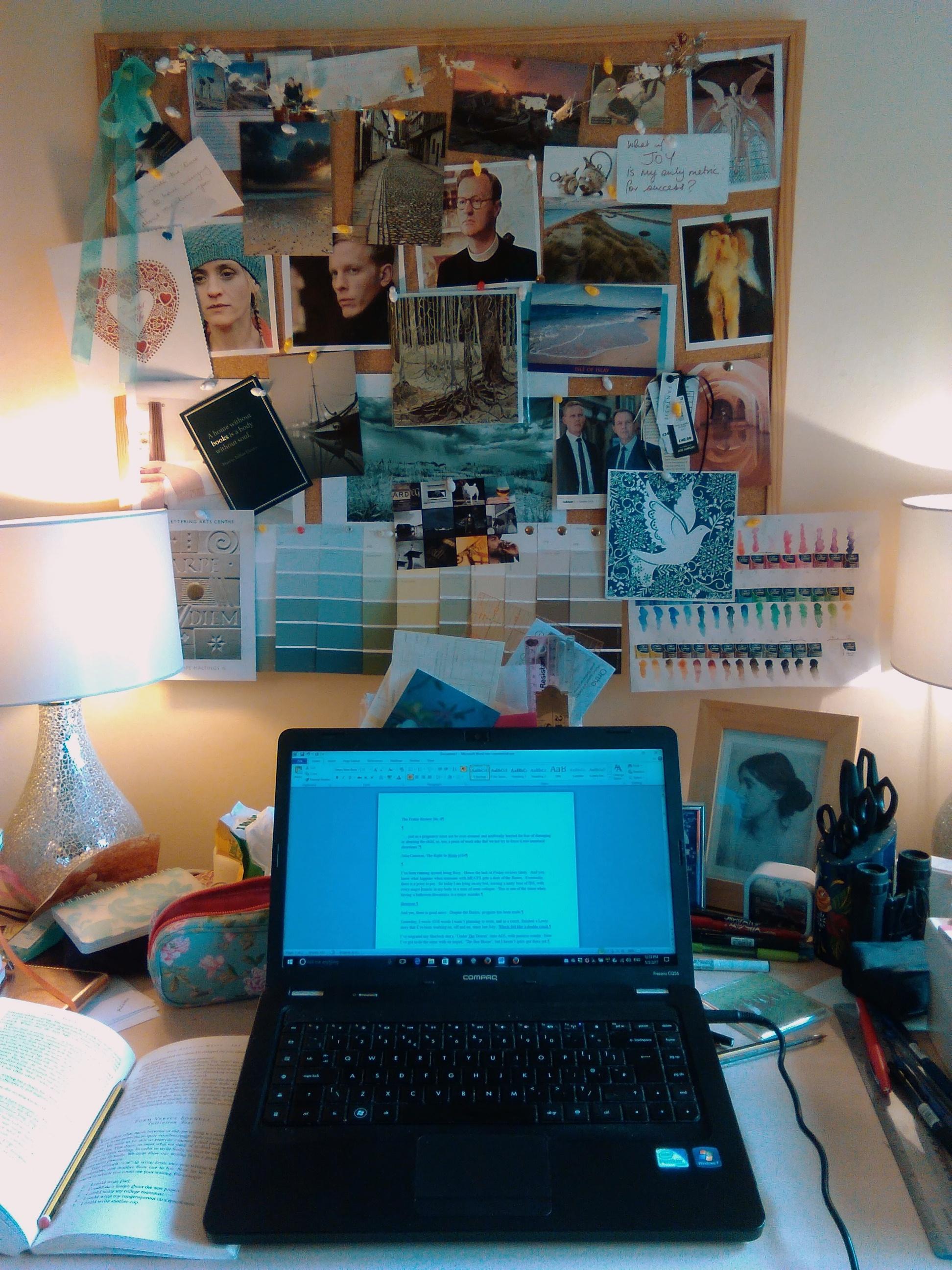 Desk May 2017